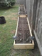High Yield Gardening: Raised bed along fence line- ideas?, 1 by ...