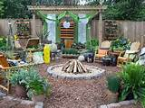 Find inspiration,and steal some easy ideas for your backyard.
