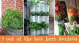 fantastic herb garden ideas | creative gift ideas