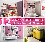 12 Space Saving And Unique Furniture Ideas For Kids Rooms | DIY Cozy ...