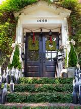 Christmas Outdoor Decorations | Interior Design Styles and Color ...