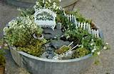 another mini fairy garden ideas pinterest