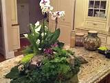 floral arrangement created by catherine streit for the program living