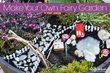 Fairy Garden Tutorial: Watch Your Own Whimsical Garden Come to Life