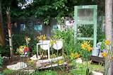 The Junk Garden / Trash to Treasure | Craft Ideas | Pinterest
