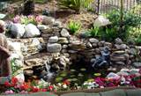 garden waterfall ideas | Waterfalls