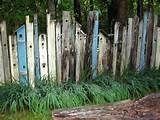 fun and funky fences make good neighbors homejelly