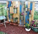 Garden junk ideas | Junky | Pinterest
