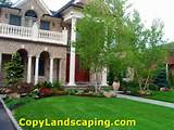 front yard landscaping ideas townhouse best home landscaping blog