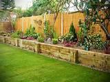 Si tienes más espacio, puedes construir jardineras naturales con ...
