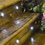 Outdoor Steps Garden Lighting | Outside Ideas | Pinterest