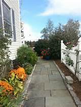 fall garden path garden ideas pinterest
