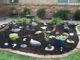 Rock garden | Gardening ideas | Pinterest