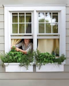 ... you re working with one little window box or several large containers