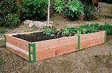 diy build your own garden box home garden casasugar
