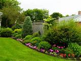 ideas on a budget backyard flower garden designs ideas image