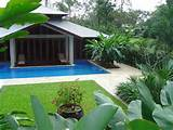 Tropical Specialty Formal Garden Landscape Design Ideas, Pictures ...