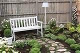 secret garden trellis
