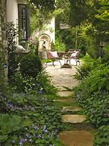 CARMEL'S COTTAGE GARDENS- Stitching the garden together with small ...
