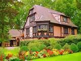 Fotos de Casas. Imágenes Casas y Fachadas: Fotos de Jardines de Casas ...