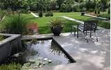 Inspiring water garden designs