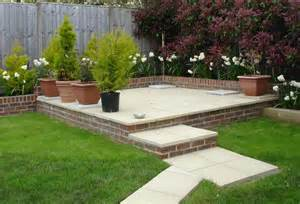 patio garden home plans - front yard landscaping ideas