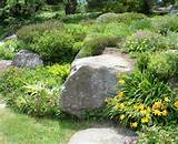 glamorous rock garden ideas vogue eanf rock garden rock wall