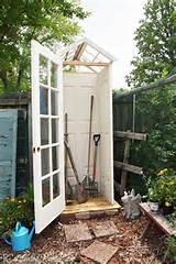 My Cute Little DIY Garden Shed - A Cultivated Nest