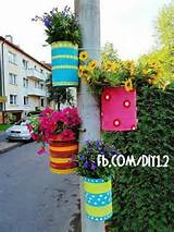 ... decoradas more green thumb coffee can garden ideas pot idea gardening