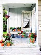 Shabby Chic Decorating Ideas for Porches and Gardens | Outdoor Spaces ...