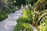 crushed stone path | Outdoor & Garden | Pinterest