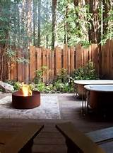 privacy fence dream house pinterest