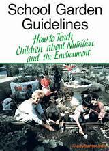 classroom gardening themes elementary school