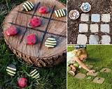 diy garden fun for the kids tic tac toe home design garden
