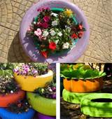 Outdoor Flower Pot Ideas | outdoortheme.com