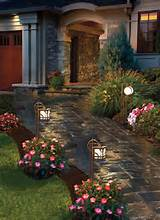 Inspirational Garden Lighting Ideas | green thumbs up | Pinterest