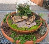 30 miniature garden ideas gardens mini pinterest