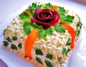 Beautiful Salad Decoration Ideas with Images | Trendy Mods.Com
