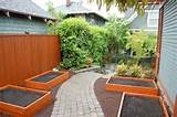backyard zen contemporary landscape