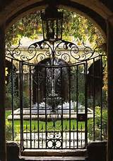 garden gates wrought iron garden gate unique garden decorating ideas