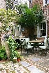 ... Gardens Ideas, Charleston Courtyards, Charleston Gardens, Patio