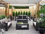 Patio Decorating Ideas, Patio Ideas For Small Backyards