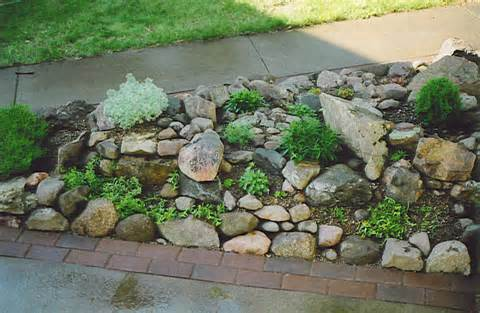Rock Small Garden Paving Ideas: 15 Cool Small Rock Garden Ideas Design ...
