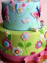cakes butterfly and dragonfly party ideas butterfly garden
