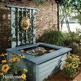 Outdoor Pond Ideas: Pond in a Box | The Family Handyman