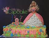 barbie princess little miss cupcake