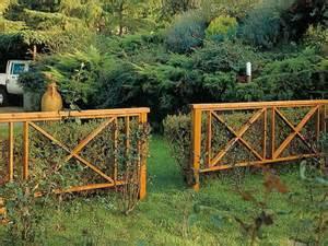 18 photos of the how to build garden fence ideas