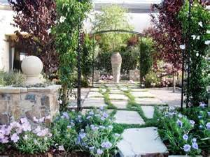 contemporary garden design ideas - french country garden decorating ...