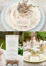 vintage garden wedding ideas