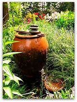 how to make a garden fountain tall clover farm diy